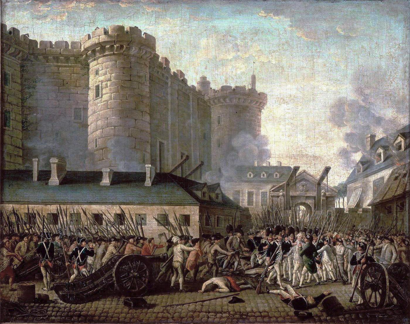 Révolution française : retour sur sa chronologie de 1788 à 1799 - Ça m'intéresse