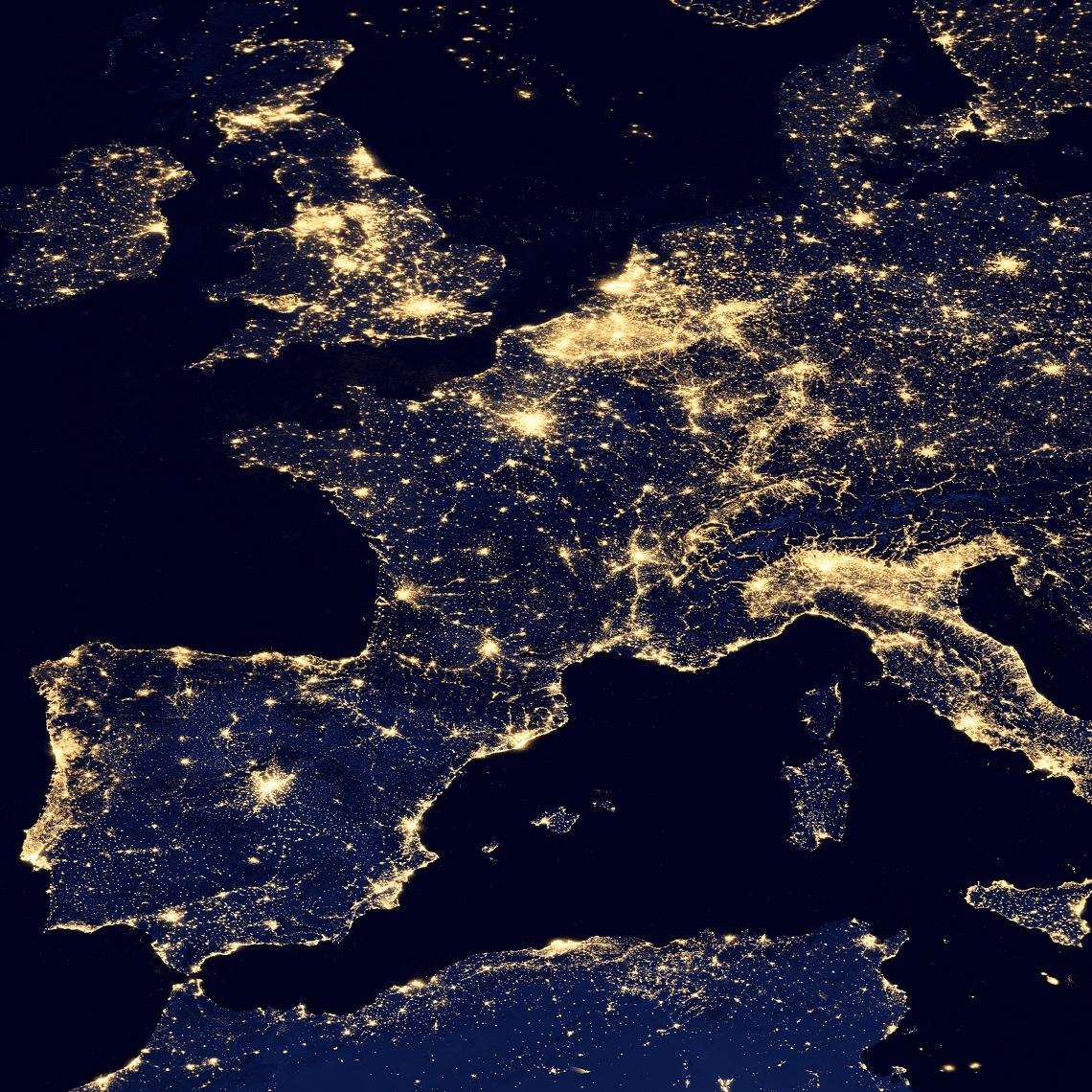 Lumières dans la nuit, le fléau d'une pollution oubliée