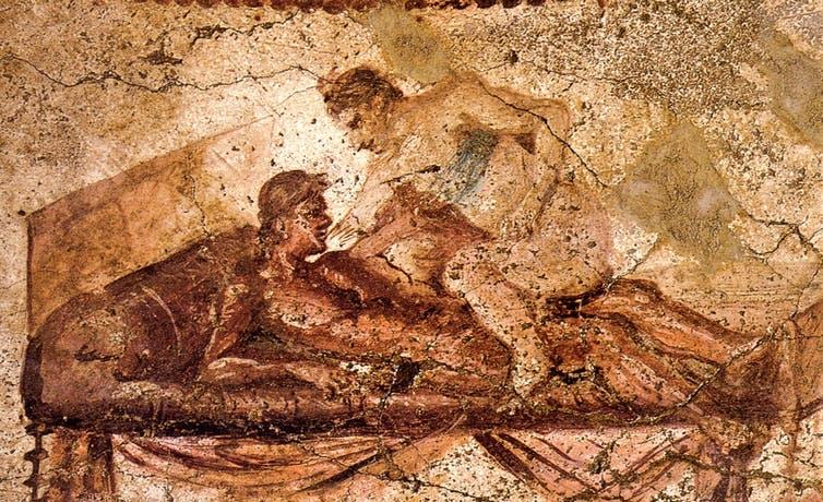 Petit guide du sexe à Pompéi - Ça m'intéresse