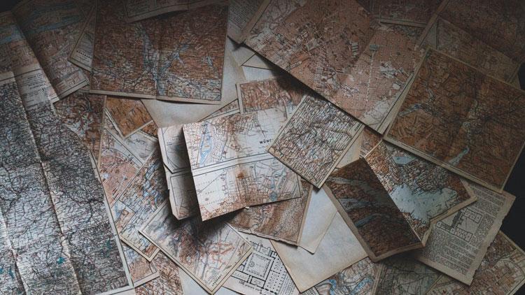 Partez à la recherche des trésors perdus!