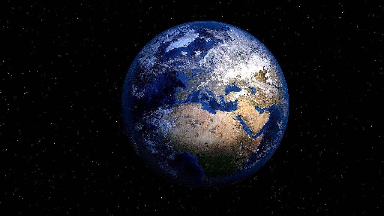 La Terre a-t-elle toujours été bleue ? - Ça m'intéresse