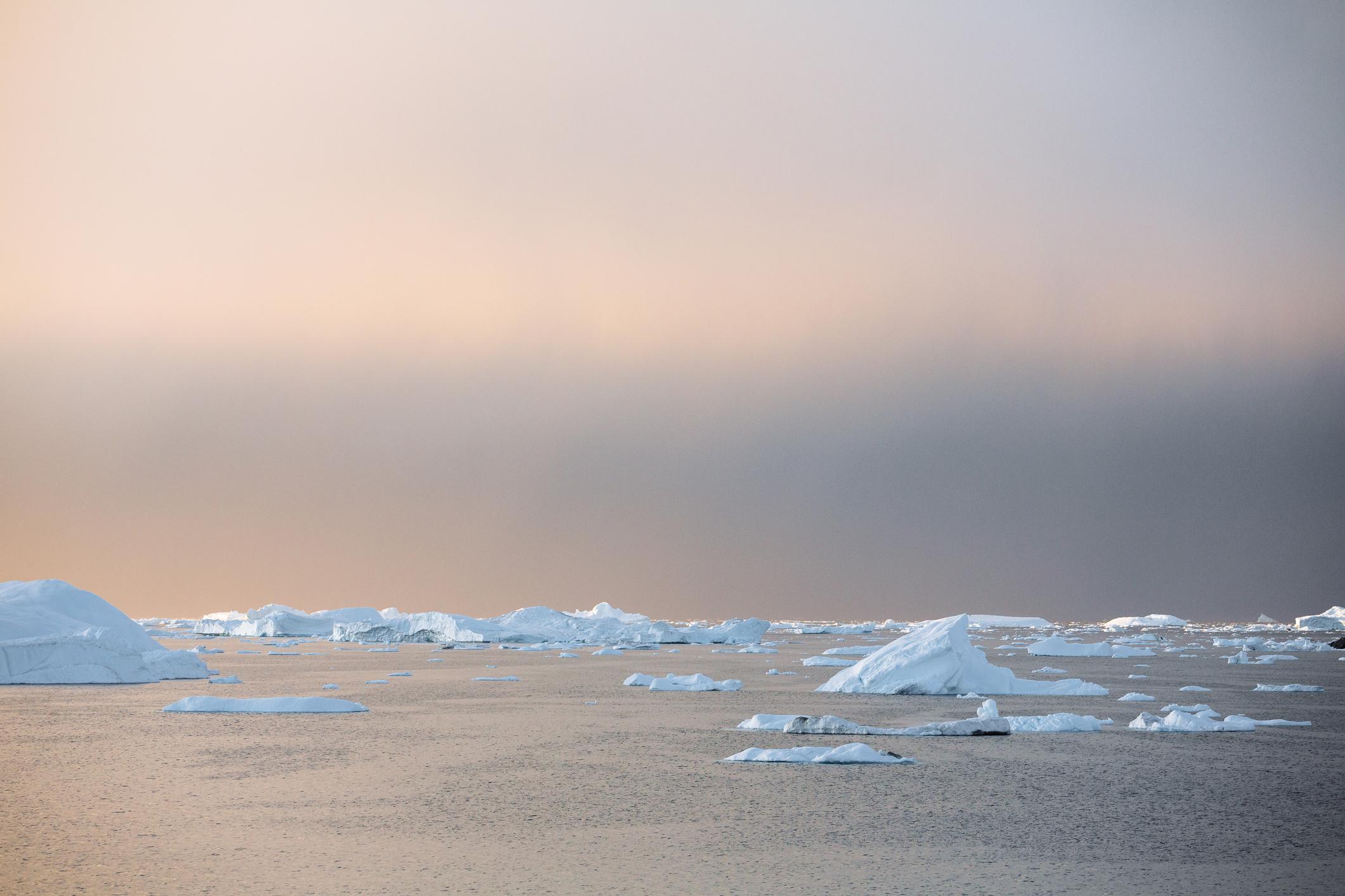 Mer de glace en Arctique : mais où est passée la banquise ? - Ça m'intéresse