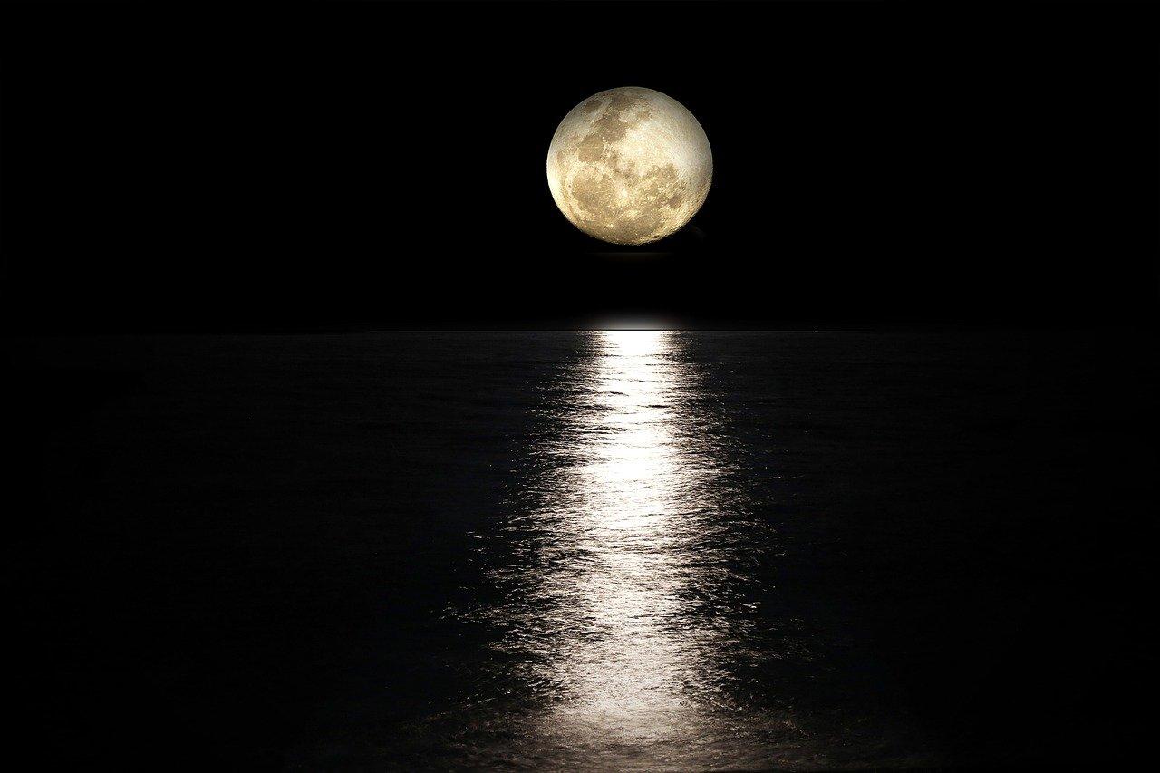 Comment La Lune pourrait provoquer des inondations monstres sur Terre