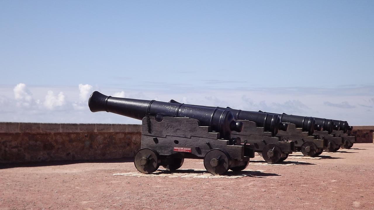 Qui a inventé la poudre à canon ? - Ça m'intéresse