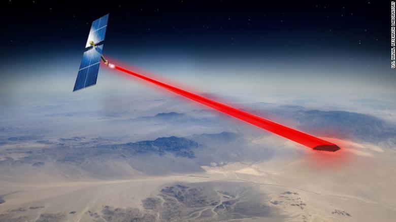 Bientôt des panneaux solaires dans l'espace ?