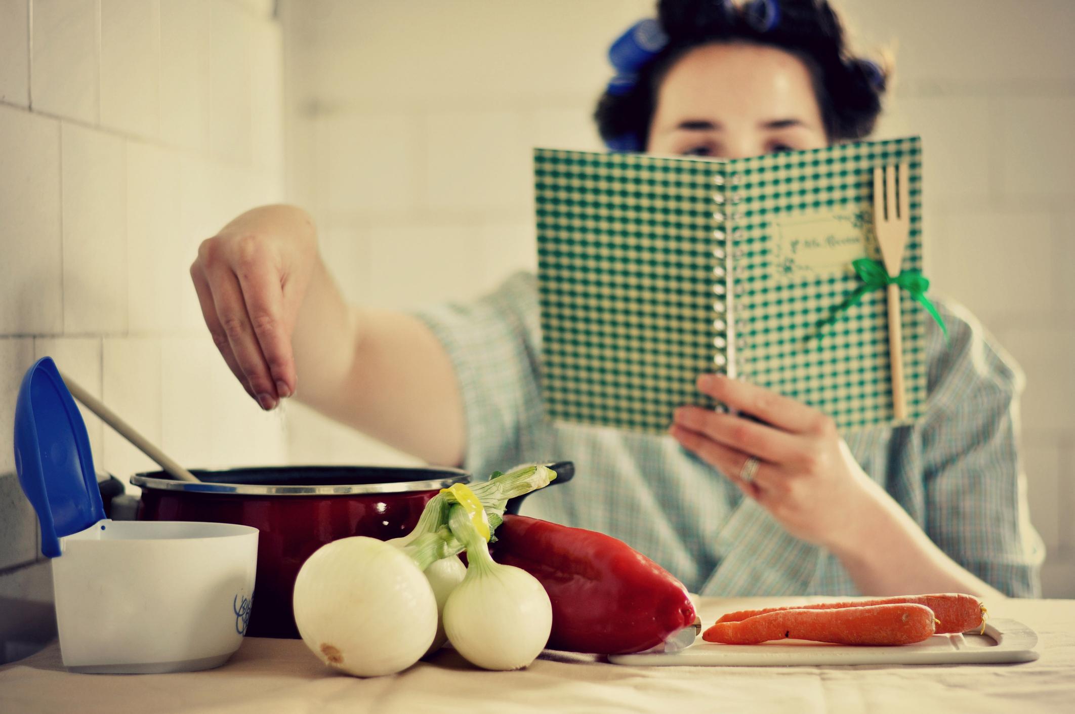Découvrez les plus vieux livres de cuisine du monde !