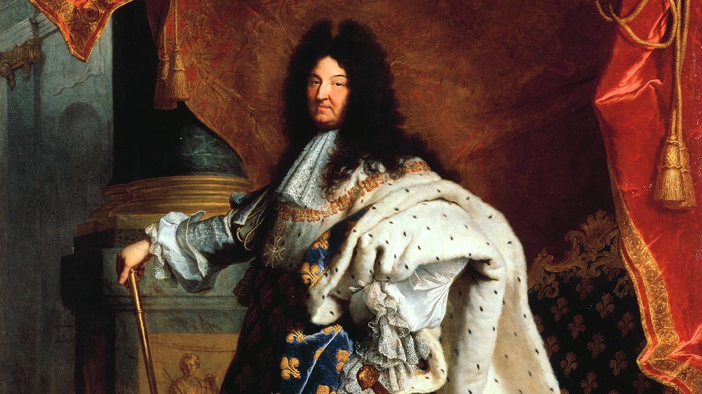 A quelle heure Louis XIV se levait-il à Versailles ? - Ça m'intéresse