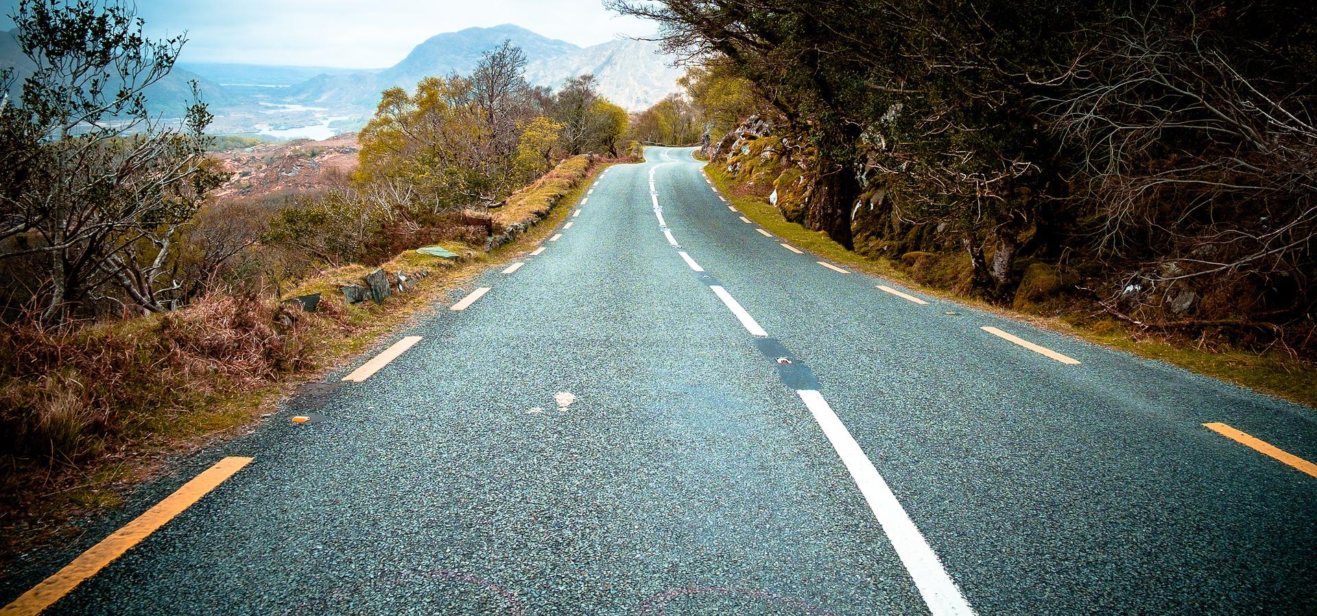 L'asphalte des routes est-il polluant ?