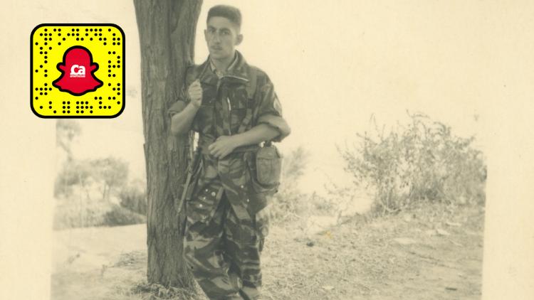 VIDÉO. Guerre d'Algérie : Noël Favrelière, déserteur héroïque de l'armée française