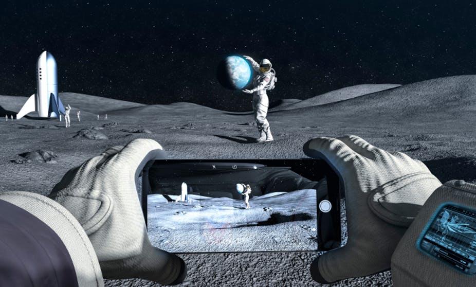Les vacances spatiales seront-elles bientôt àlaportée detous?