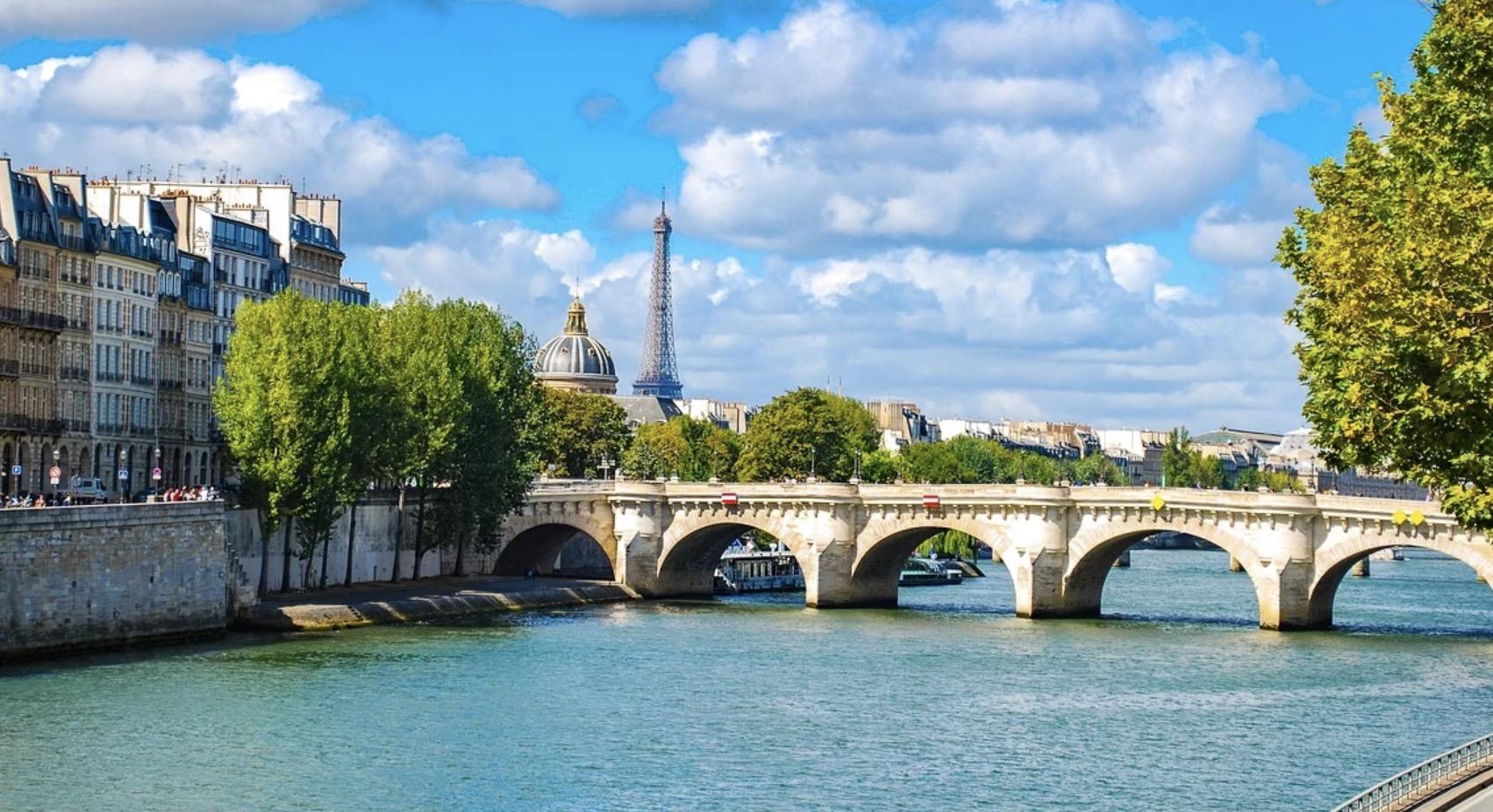 Quand pourra t-on se rebaigner dans la Seine ?