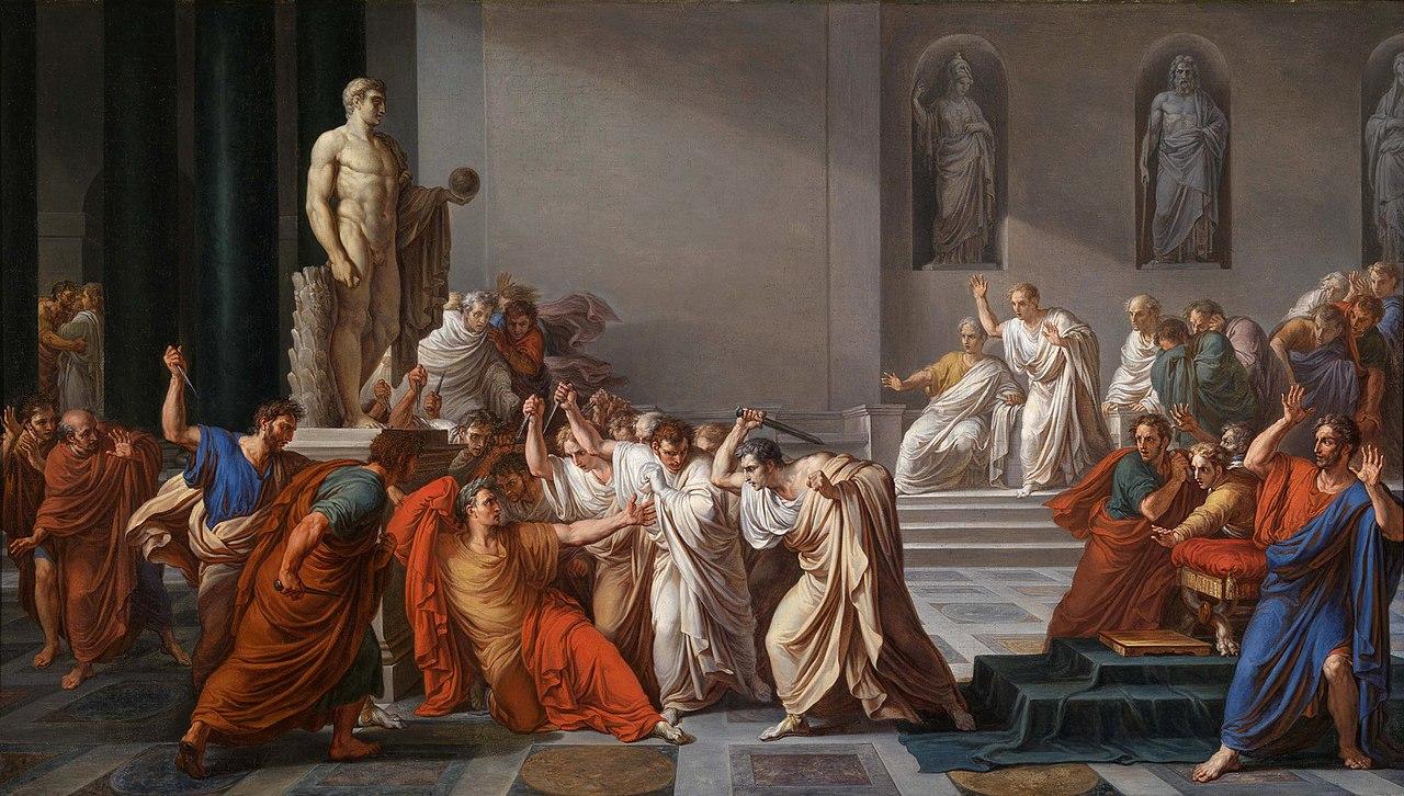 Le jour où Jules César est mort - Ça m'intéresse