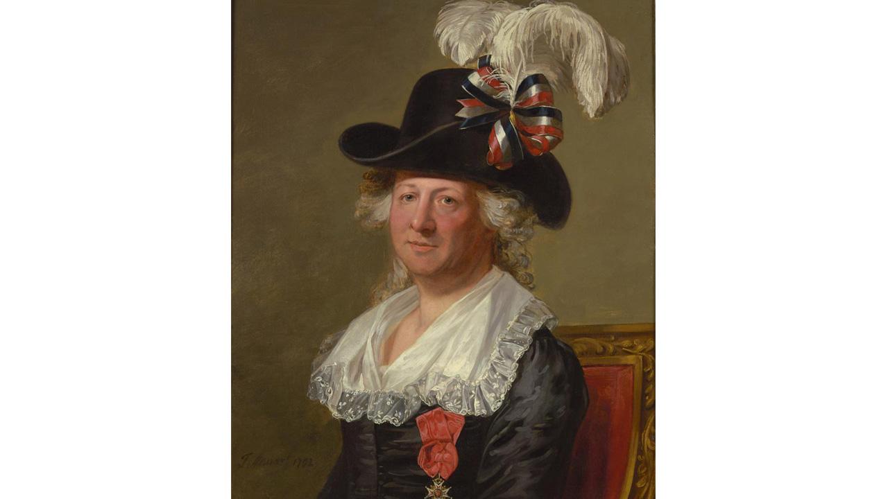 Le chevalier d'Éon, agent du Secret de Louis XV