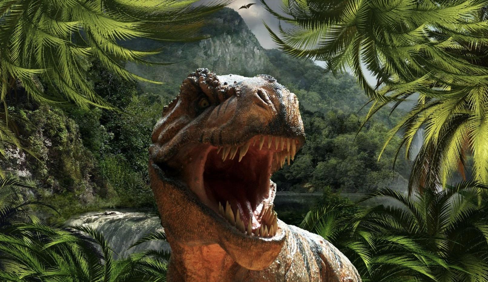 Où se trouve le Jurassic Park français ?
