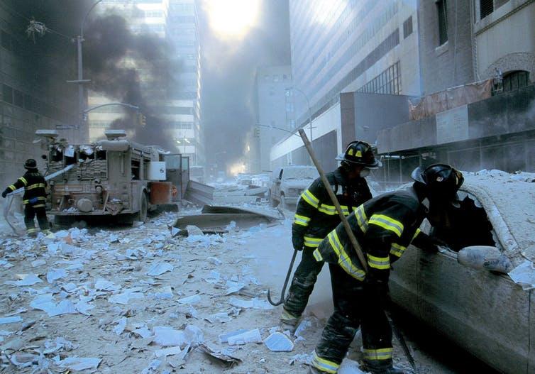 Amiante, métaux lourds… Comment l'attentat du World Trade Center tue encore 20 ans après