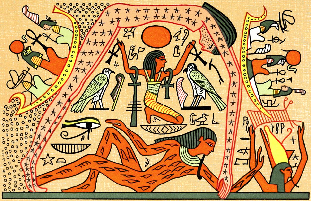 Divinités égyptiennes : des dieux avides de sexe
