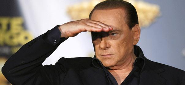 Le président du Conseil italien Silvio Berlusconi a confirmé sa démission le 9 novembre 2011. © REUTERS.