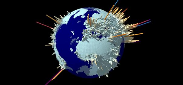 Visualisation graphique à partir de données de data.gov ©Flick'r