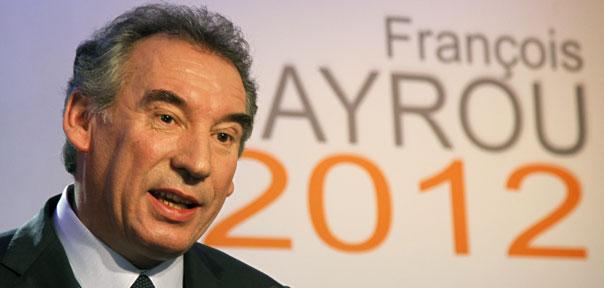 François Bayrou rallie peu à peu à sa candidature toutes les composantes du centrisme@Reuters