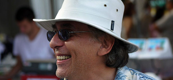 L'auteur de bandes dessinées américain est président du jury du Festival international de la BD d'Angoulême. © FLICKR.