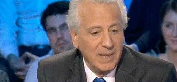 """Le docteur Dukan lors de l'émission """"On n'est pas couché"""" le 7 janvier 2012 © FranceTV"""