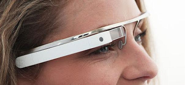 """Les lunettes Google du """"glass project"""""""