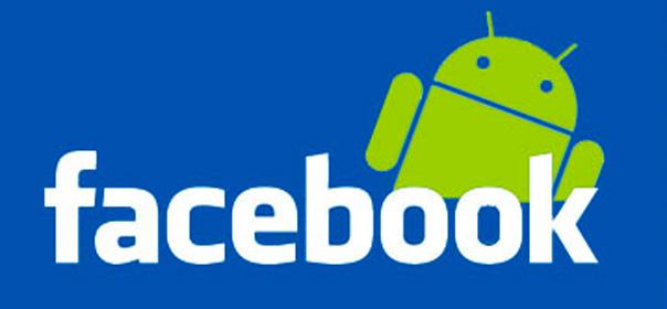 Logos de Facebook et du système d'exploitation Androïd. © Androïd.