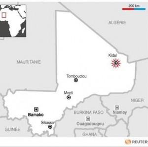 Depuis une vingtaine d'années, la démocratie s'était installée au Mali. © REUTERS