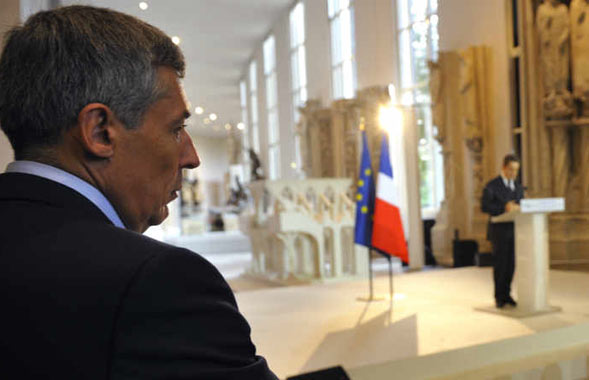 Henri Guaino prend sa revanche sur Patrick Buisson © Reuters