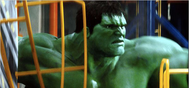 Hulk, le film. © United International Pictures (UIP) via Allociné.
