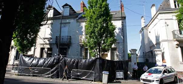 Agnès Dupont de Ligonnès et sse quatre enfants ont été retrouvés morts dans leur maison nantaise en avril 2011. © REUTERS