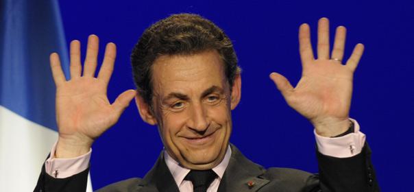 Président de la République, maire, député ... Nicolas Sarkozy pourra cumuler les retraites de différents mandats. © REUTERS.