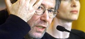 Claude Miller lors du festival du film de Berlin en 2000