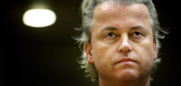Geert Wilders, le dirigeant du Parti pour la liberté (PVV), est à l'origine de la démission du gouvernement néerlandais. © REUTERS.