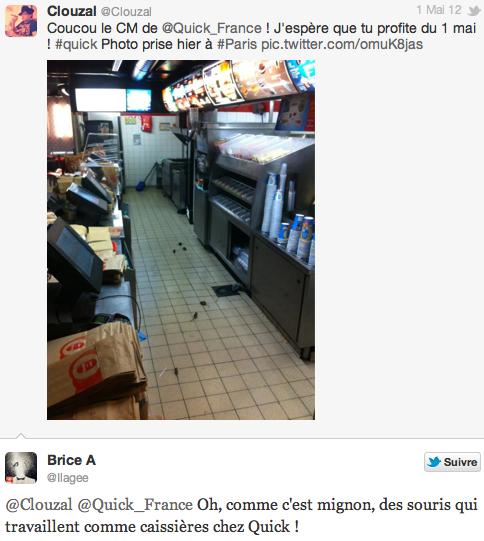 capture d'écran, Twitter