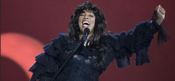 La diva de la pop Donna Summer est décédée ce jeudi 17 mai 2012 à l'âge de 63 ans. ©REUTERS