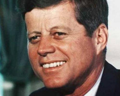 John F. Kennedy a été abattu à Dallas en novembre 1963. ©REUTERS
