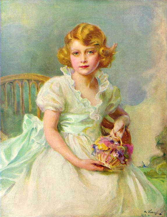 Elisabeth II, reine d'Angleterre