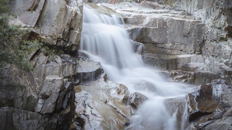 source, nature, montagne