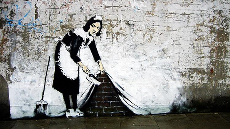 Banksy, Palestine