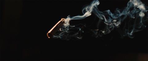 cigarette, incendie