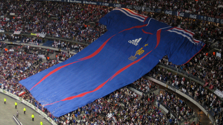 football, équipe de France