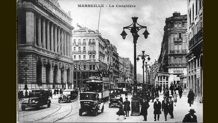 Canebière, Marseille