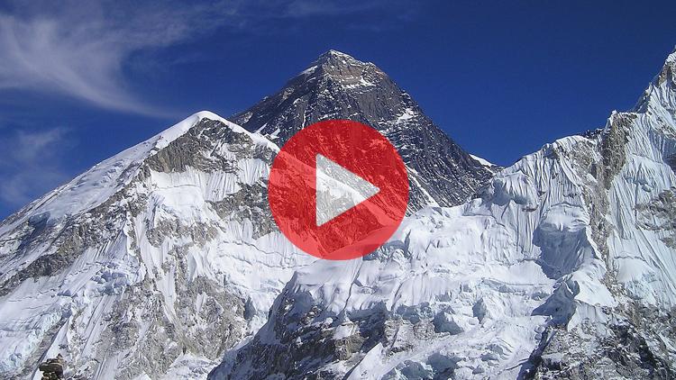 Everest, montagne