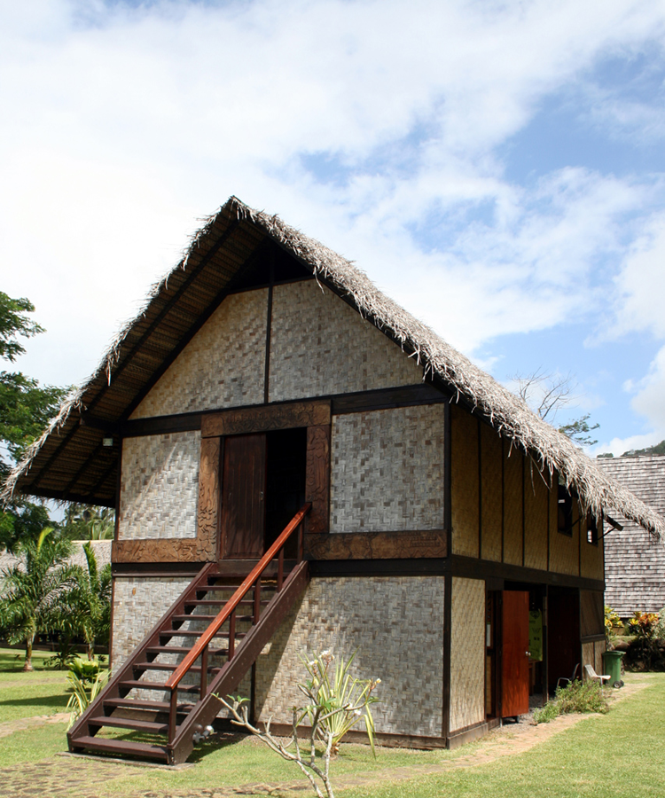 Gauguin, maison du jouir