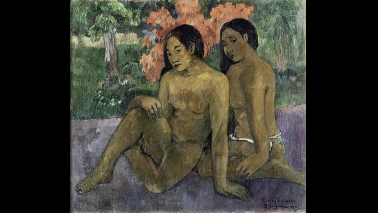 Paul Gauguin, Marquises