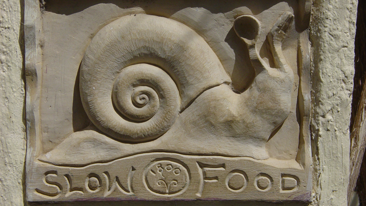 SlowFood, escargot