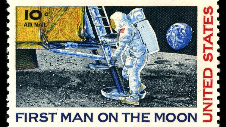 Lune, Apollo 11