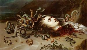 Méduse, de Rubens © Wikimedia Commons