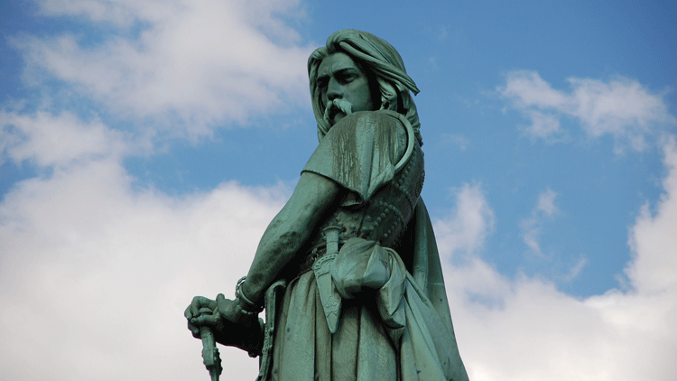 Gaulois, Vercingetorix